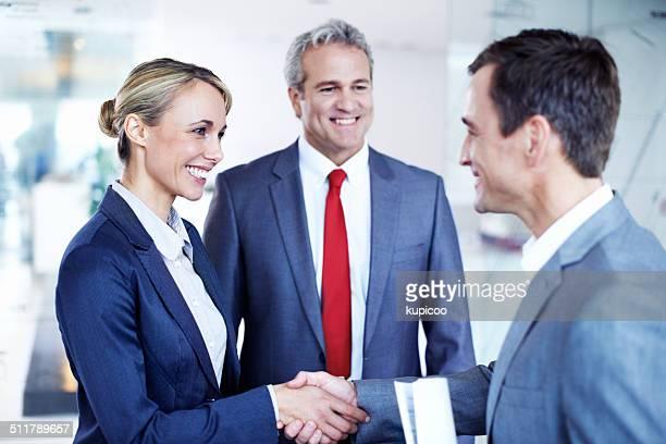 Verlängerung ein herzliches Willkommen im neuen Mitarbeiter