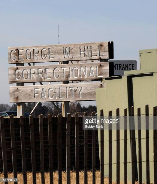 George Hill Correctional Facility Stock Photos And Pictures