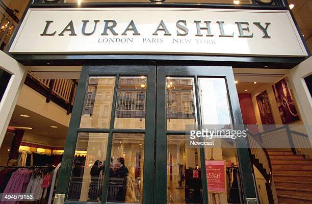 Exterior of a Laura Ashley store