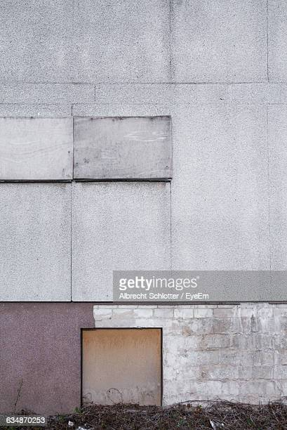 exterior of building - albrecht schlotter stock photos and pictures