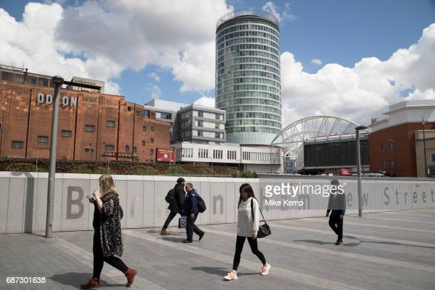 Exterior of Grand Central in Birmingham United Kingdom Grand Central is a shopping centre located in Birmingham England that opened on 24 September...