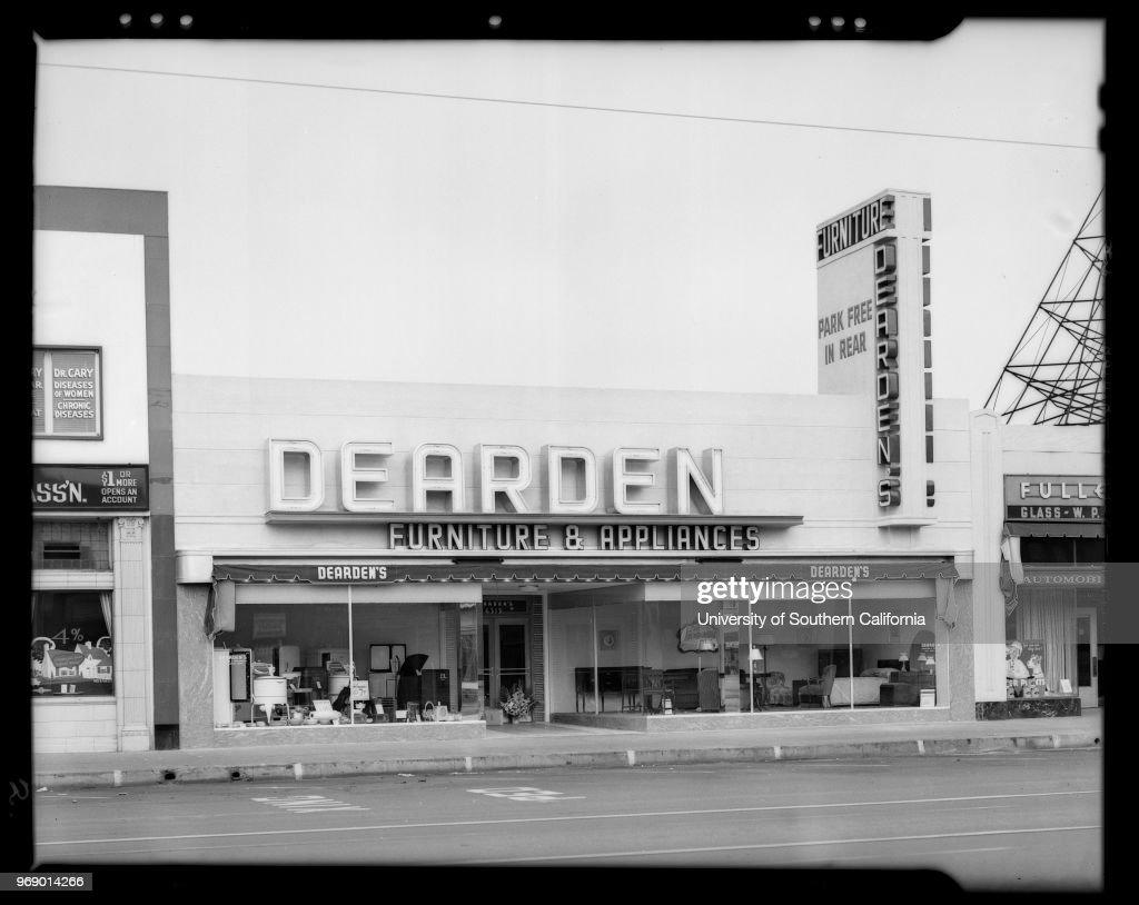 Exceptionnel Exterior Of Huntington Park Store, Dearden Furniture And Appliances, 6315  Pacific Boulevard, Huntington