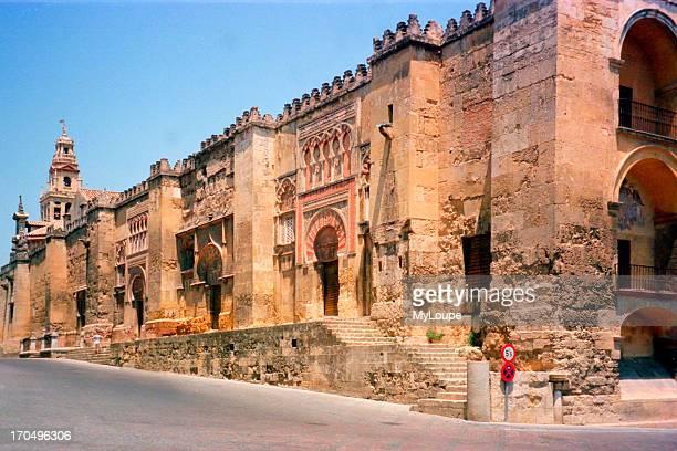 Exterior Of La Mesquita Cordoba Spain