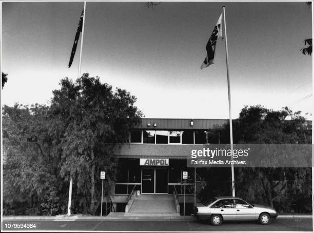 Exterior of No 4 Hope St Ermington Ampol July 26 1993