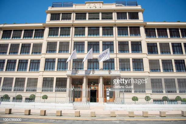 Exterior of the FIAT Lingotto headquarters The Fiat Chrysler Automobile Group held a General Executive Council meeting with new CEO Michael Manley