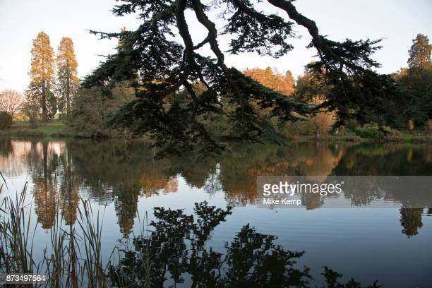 Exterior of the grounds of stately home Compton Verney in Kineton United Kingdom Compton Verney House is an 18thcentury country mansion at Compton...
