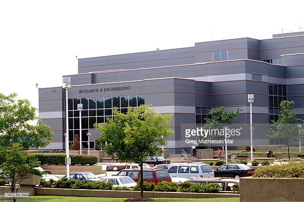 Exterior of the National Security Agency