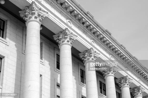 ユタ州議会議事堂の建物の外観 - 新古典派 ストックフォトと画像