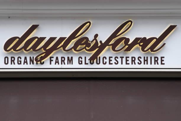 GBR: General Views Of A Daylesford Farm Shop