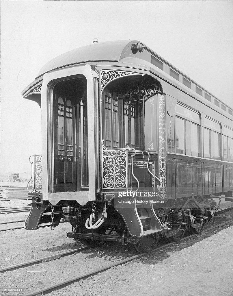 Pullman car : News Photo