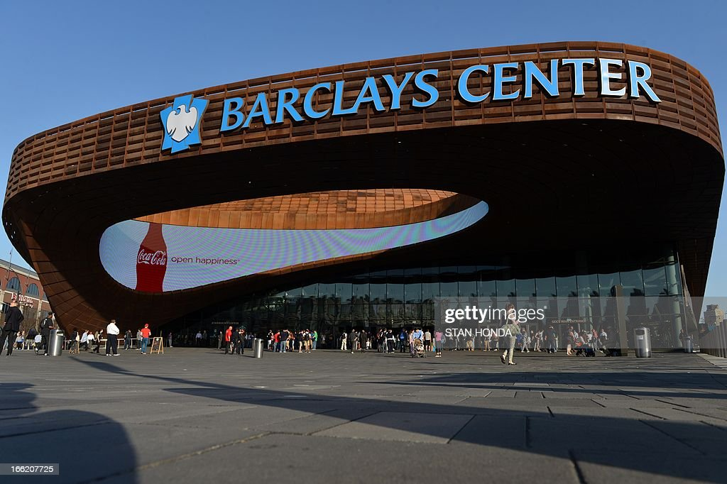 SPO-ARENA-BARCLAYS CENTER : News Photo