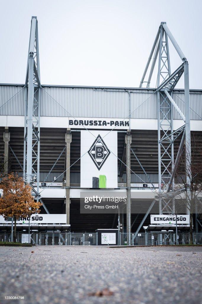 Bundesliga - Borussia Moenchengladbach v Hertha BSC : ニュース写真