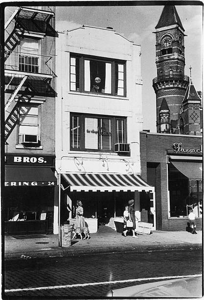 The First Offices Of The Village Voice