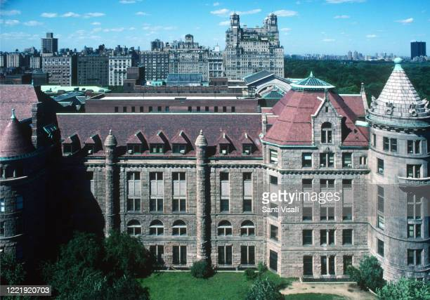Exterior view of the Museum of Natural History on June 10, 1979 in New York, New York.