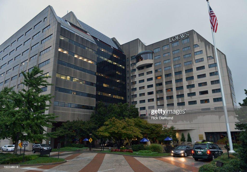 Vanderbilt Hotel Nashville Tennessee 2018 World S Best