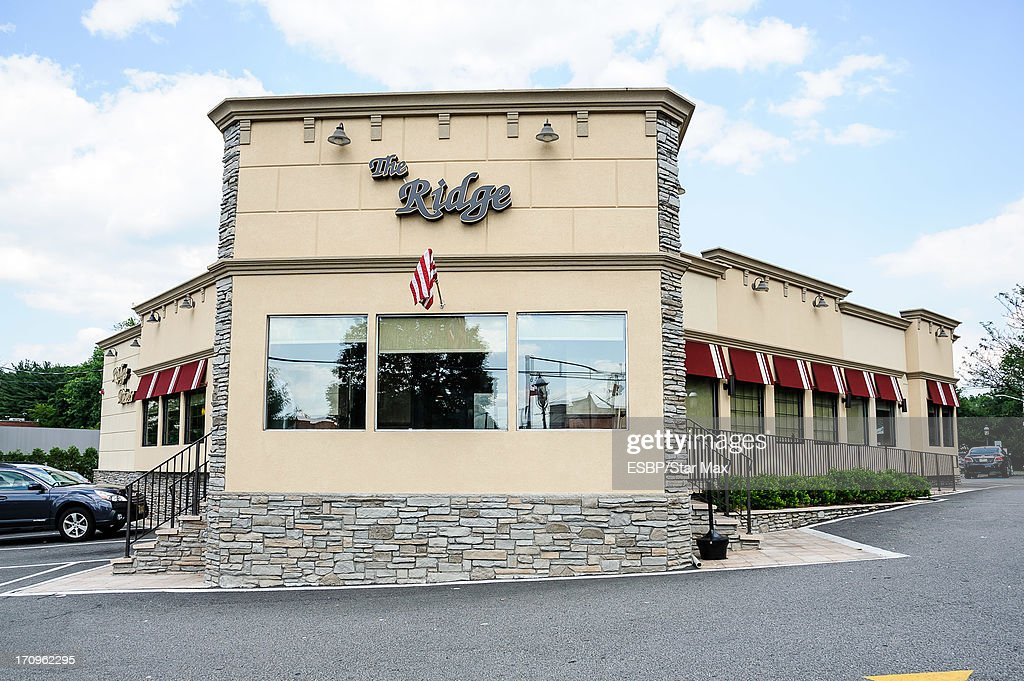 Exterior views of The Ridge Restaurant as seen in the TV Series, 'The Sopranos' on June 20, 2013 in Park Ridge, New Jersey.