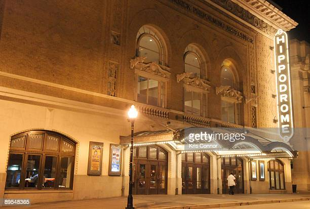 Hippodrome Theatre Stock Photos And Pictures