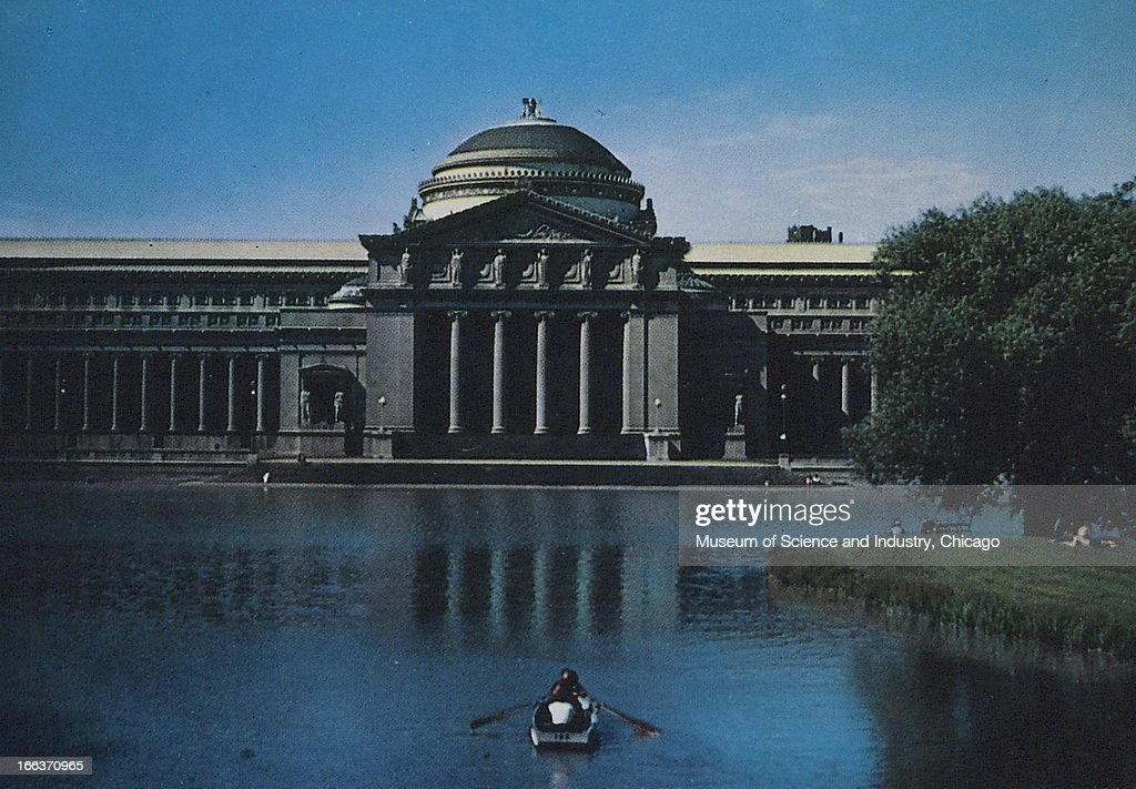UNS: (FILE) New Archive Collection: Museum of Science and Industry - Chicago