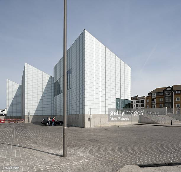 External view Turner Contemporary Gallery Art Gallery Europe United Kingdom Kent David Chipperfield Architects Ltd