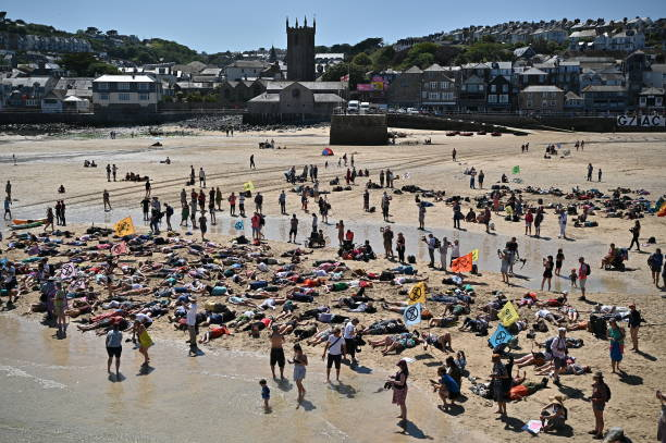 GBR: Cornwall In The Spotlight During G7 Leaders' Summit