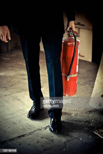 extinguishing