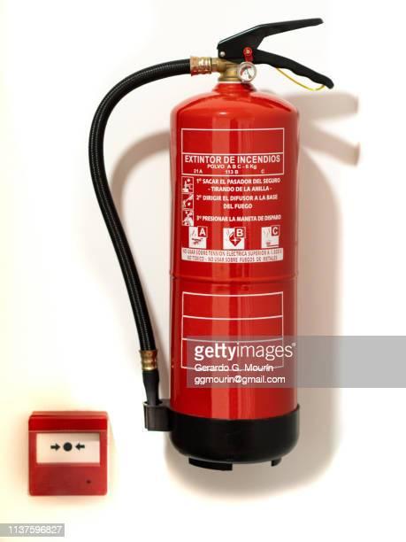 extintor - 消火器 ストックフォトと画像