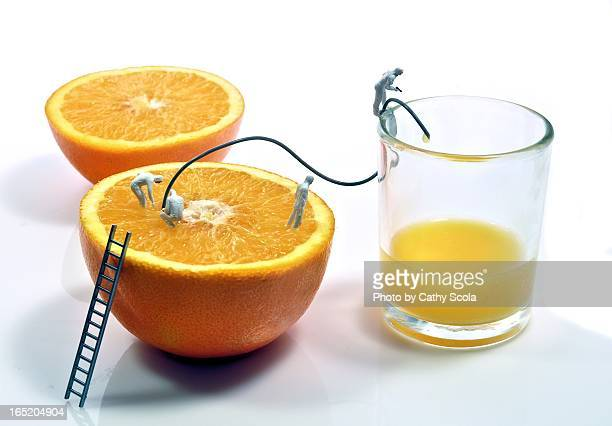 Extracting Orange Juice