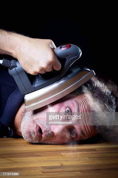 extream lifting beauty treatment - massage funny stock pictures, royalty-free photos & images