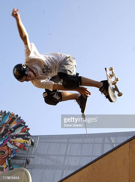"Extreme athlete during ""ESPN'S Ultimate X"" Movie Premiere at Universal City Walk in Universal City, California, United States."