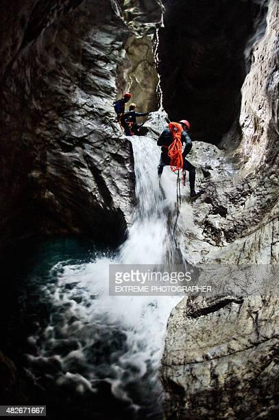 Extreme Canyoning Team
