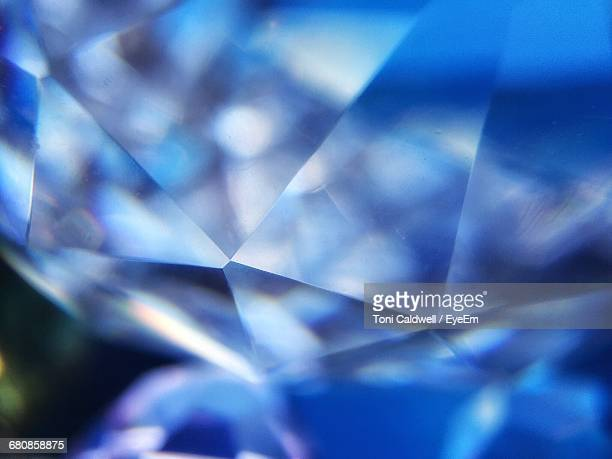 Extreme Close-Up Of Crystal