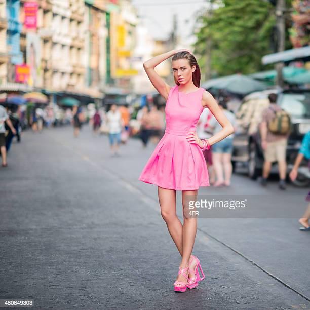 Extreme Fashion Model