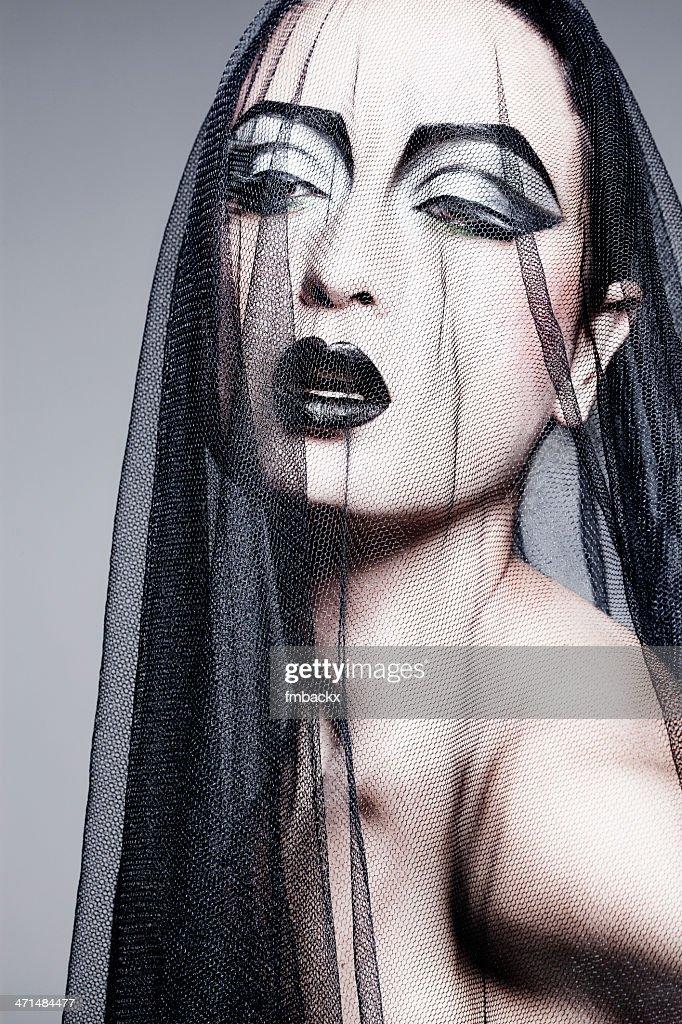 Extreme Fierce Beauty : Stock Photo