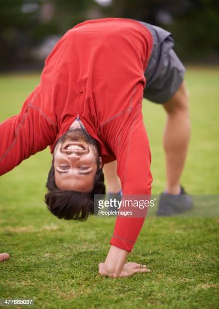 Extreme flexibility!
