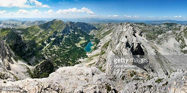 Extreme landscape of Montenegro