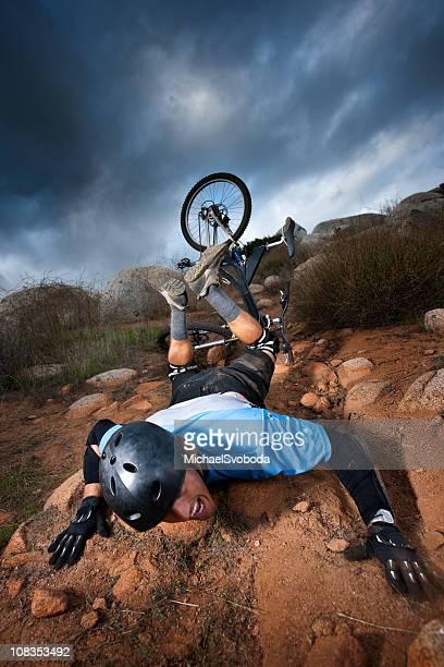 Extreme-Mountainbiker