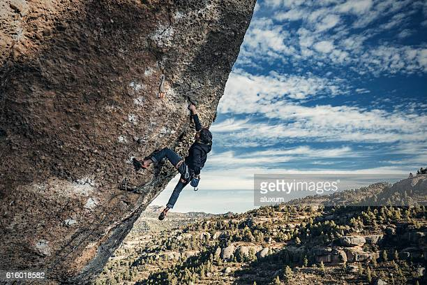 Extreme Klettern
