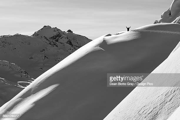 Extreme snowboarding, Arlberg