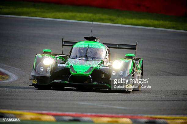 Extreme Speed Motorsports Ligier JS P2 HPD of Ed Brown / Johannes van Overbeek / Jonathan Fogarty in action during Round 2 of the 2015 FIA World...