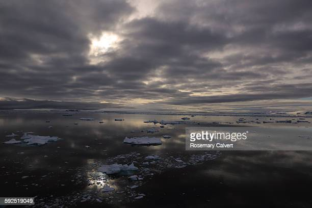 extreme weather - antarctic sound stock pictures, royalty-free photos & images