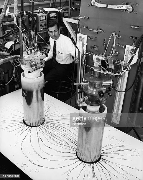 Extremely high magnetic fields made possible by superconducting magnets prompted Carl H Rosner of the General Electric Research Laboratory to perform...