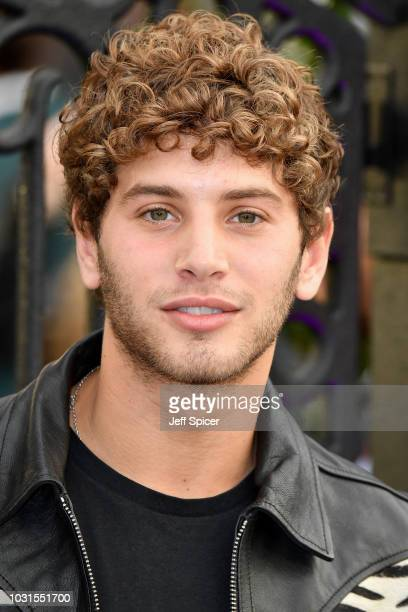 """Eyal Booker attends the World Premiere of """"The House With The Clock In Its Walls"""" at Westfield White City on September 05, 2018 in London, England."""