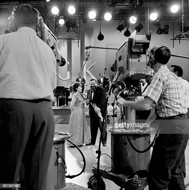 Eydie Gorme and Al Hirt host of the show on FANFARE Image dated June 16 1965 Original air date June 19 1965