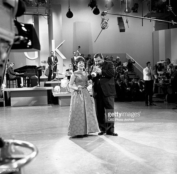 Eydie Gorme and Al Hirt host of the show on FANFARE Image dated June 16 1965 Original air date June 19 1965