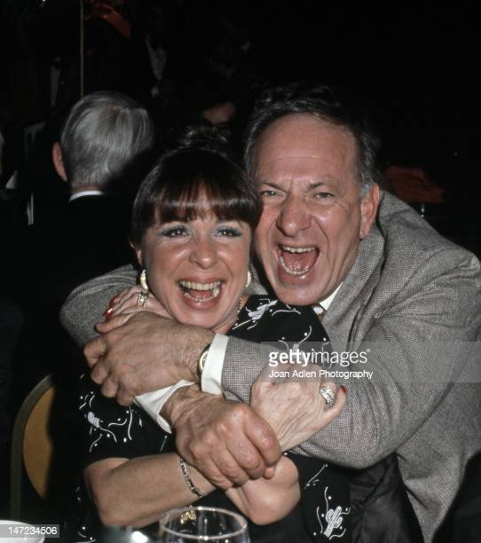 Eydie Gorme and Jack Klugman atttend the CEDU Associates Holiday Ball and Auction at the Century Plaza Hotel on September 6 1980 in Los Angeles...