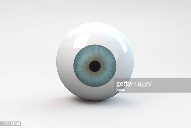 eye ball - medical icons stock pictures, royalty-free photos & images