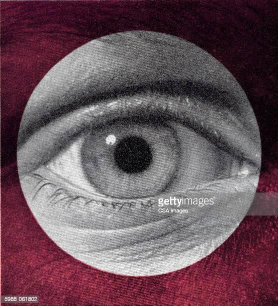 Eye in Circle