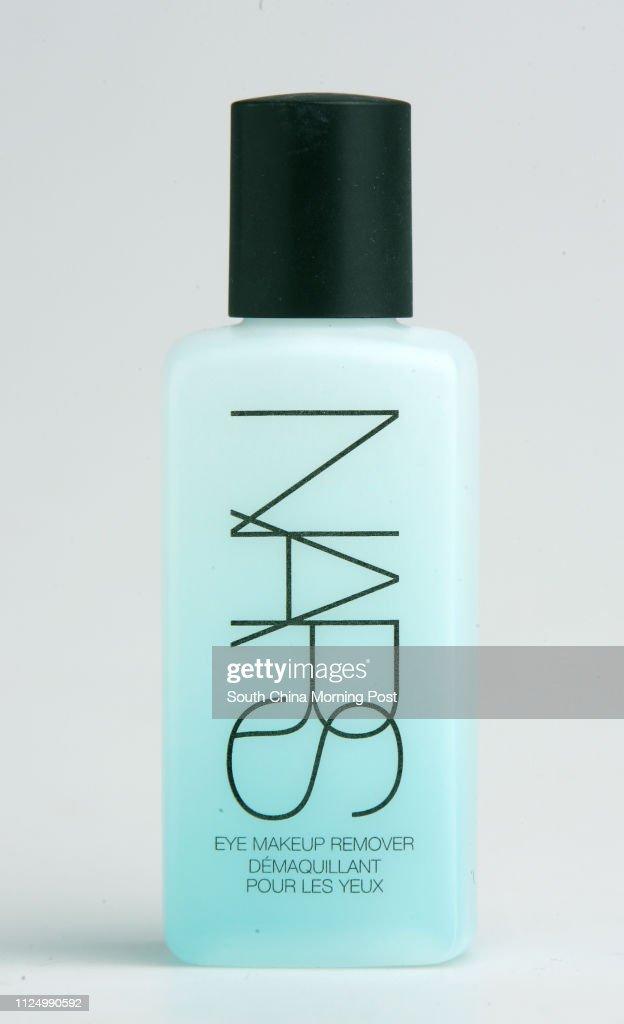 NARS eye makeup remover. 25 January 2007 : News Photo