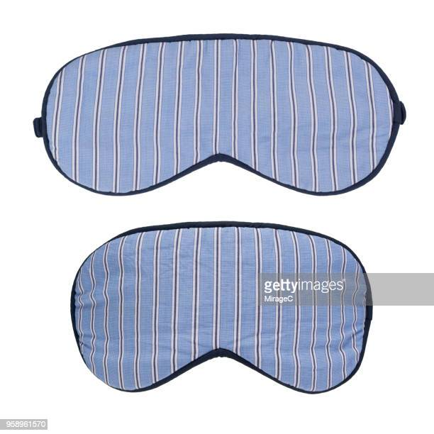 Eye Mask on White