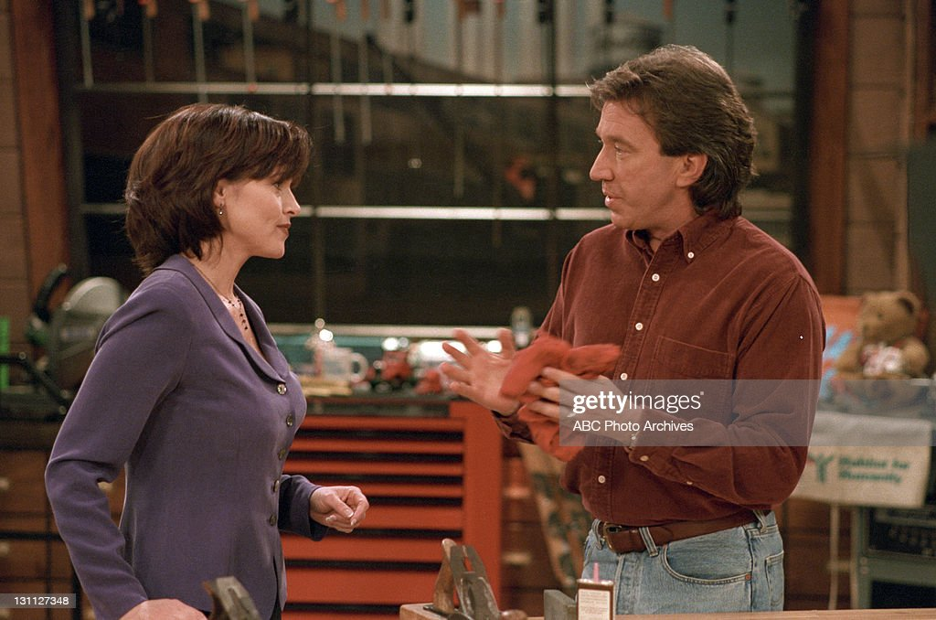 Improvement Eye On Tim Airdate February 27 1996 Rosalind News Photo Getty Images